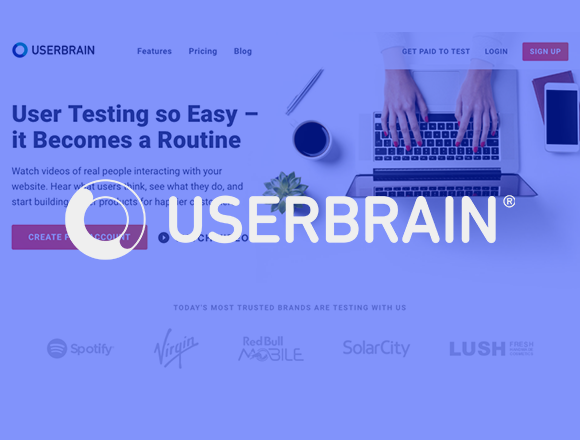 zero21 Userbrain User testing