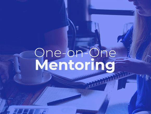 Business Mentoring für Unternehmensgründung, und Business Development