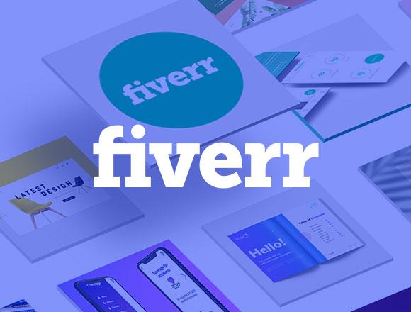 fiverr Freelancer online buchen zero21