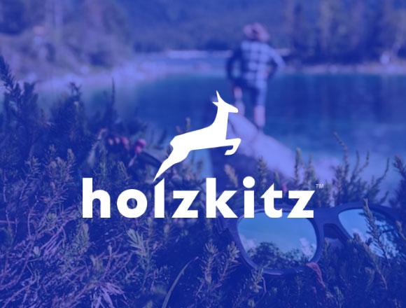 holzkitz 100% natürliche Sonnenbrillen aus Holz