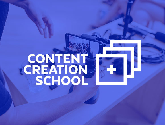 content creation school