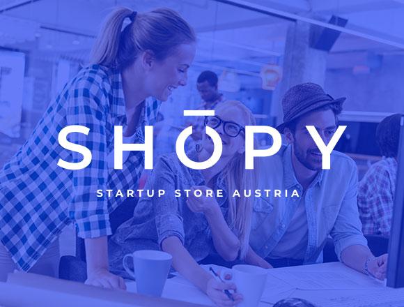 SHÖPY startup store zero21