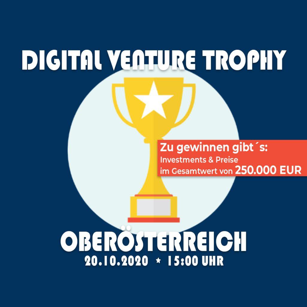 Digital Venture Trophy Oberösterreich