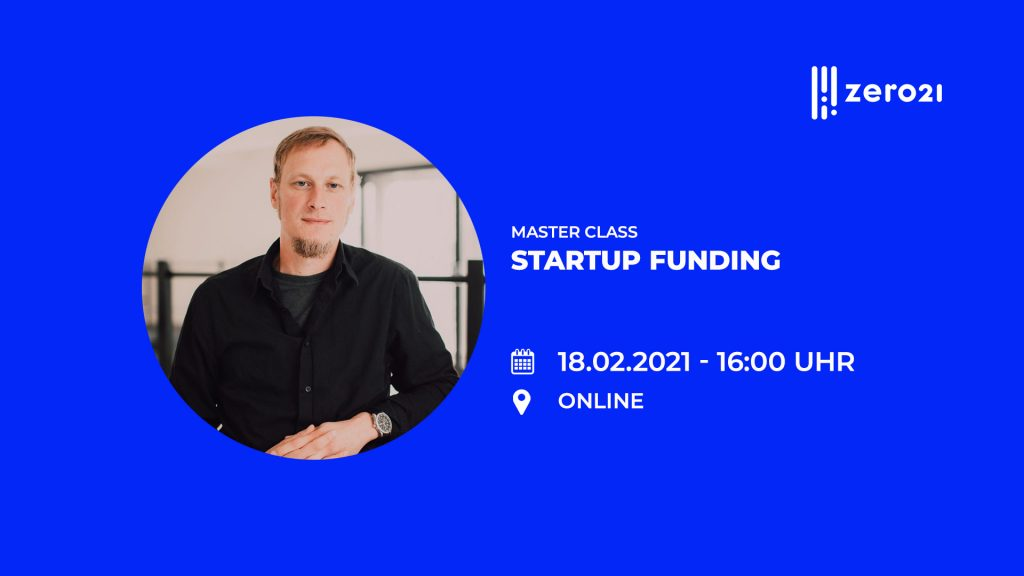 Master class_Startup funding